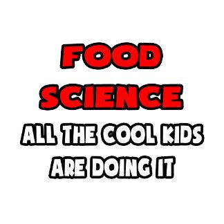 Funny Food Scientist Shirts