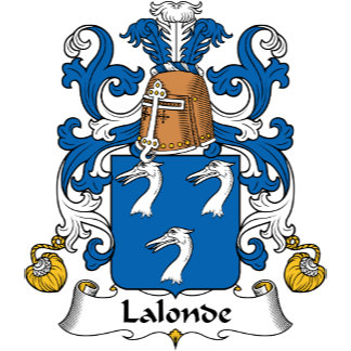 Lalonde Family Crest