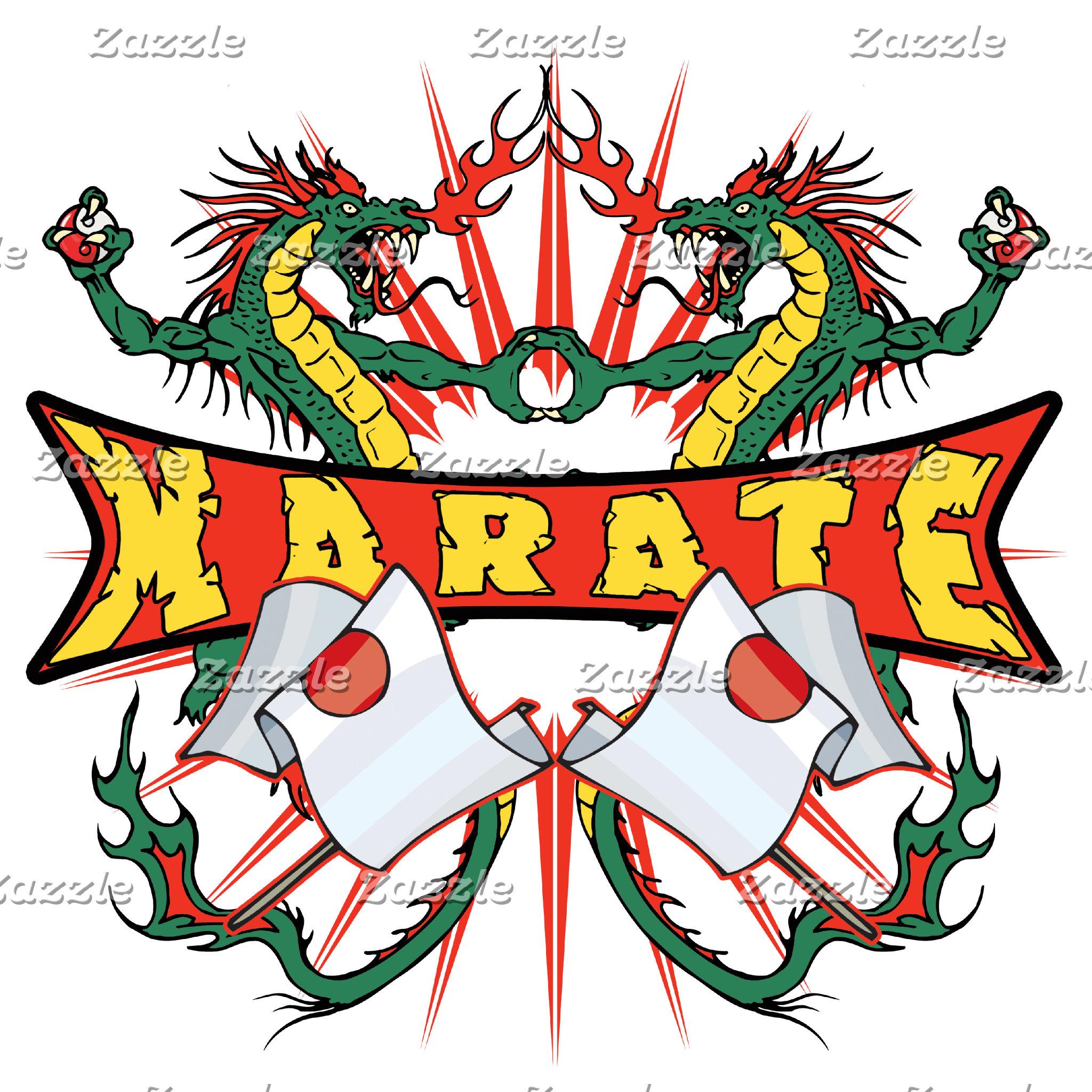 Karate Dragons