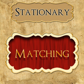 ---- Matching Stationary