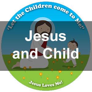 Jesus and Child