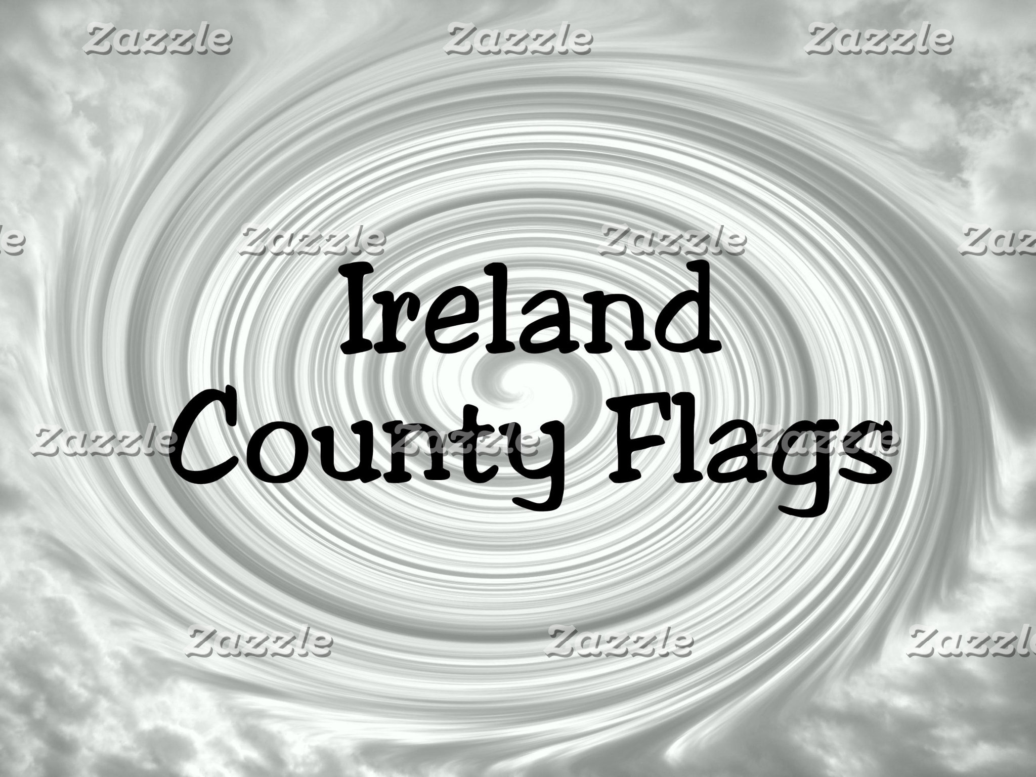 Ireland County Flags