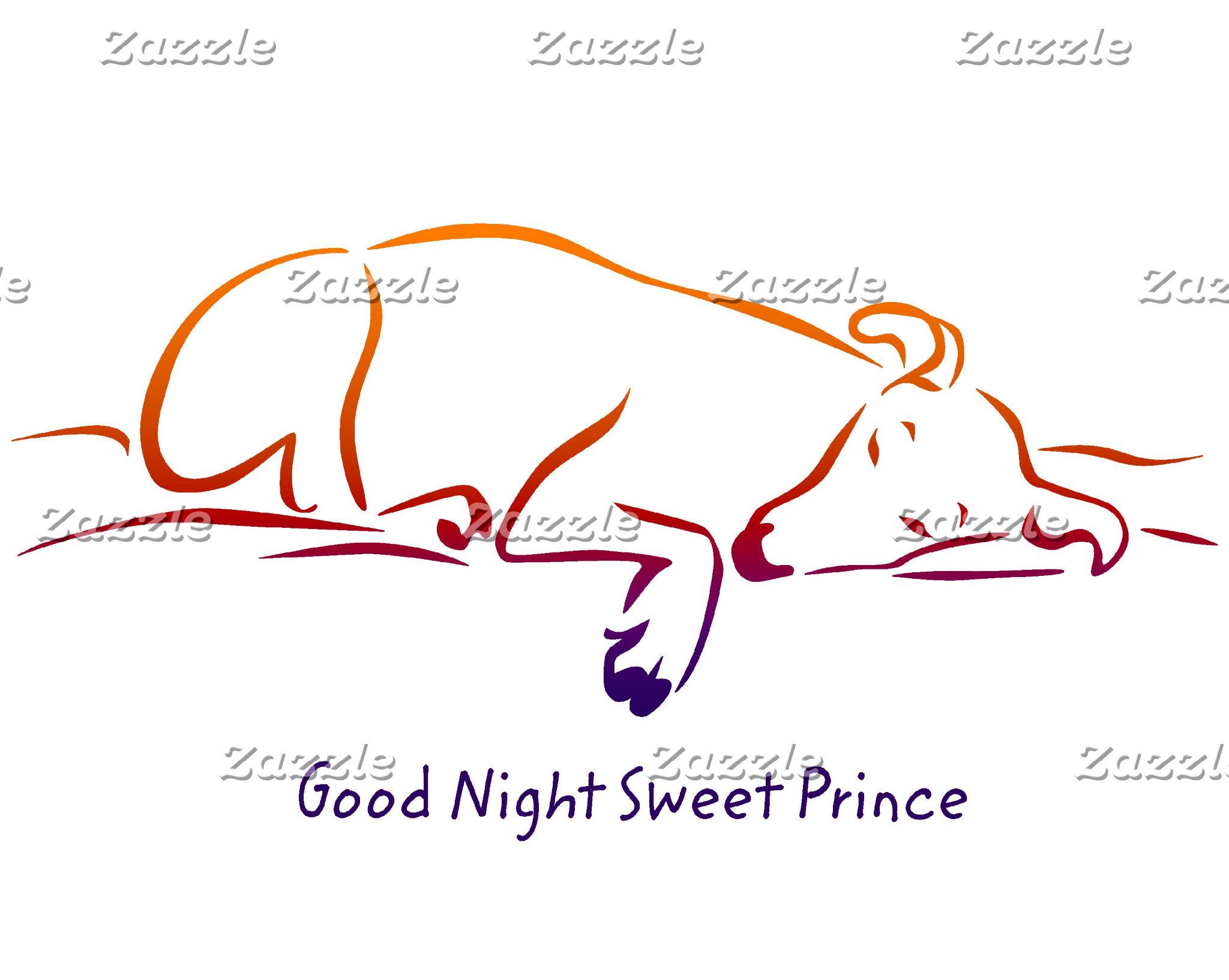 Good Night Sweet Prince