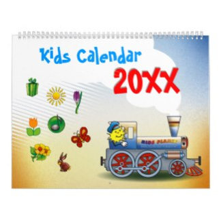 ► 2017 - Kids Calendar Collection