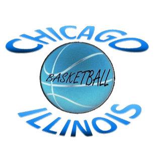 Basketball Blue Logo