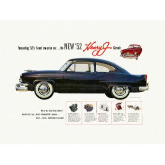 Vintage Automobile Ads