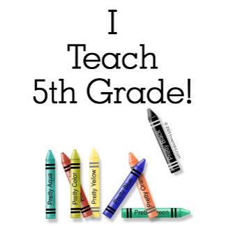 I Teach 5th Grade!