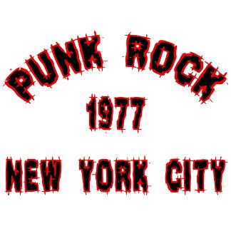 PUNK ROCK 1977 NYC T-Shirts