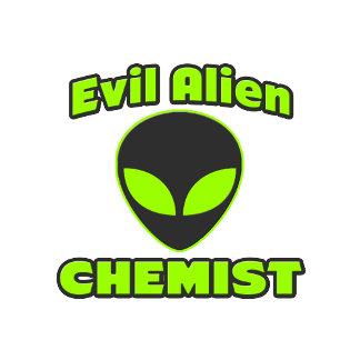 Evil Alien Chemist