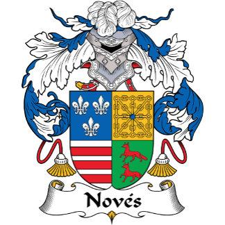 Noves Family Crest
