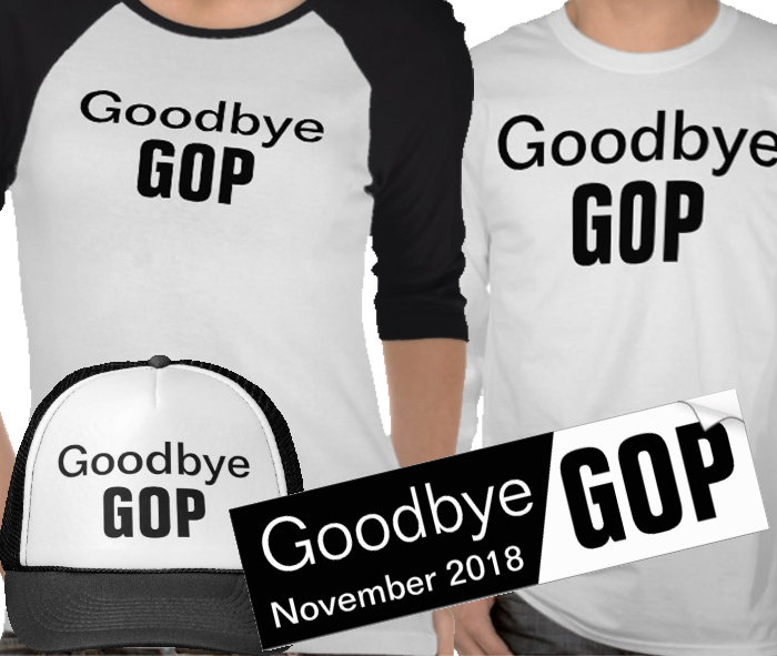Goodbye GOP