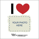I Heart (Your Photo) Template