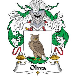 Oliva Family Crest