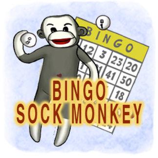 Sock Monkey Bingo