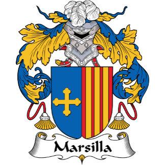 Marsilla Family Crest