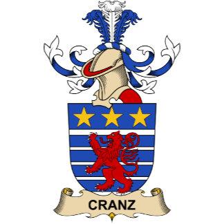 Cranz Family Crests