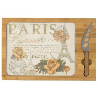 Paris Vintage Rose Collection