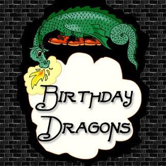 Birthday Dragons