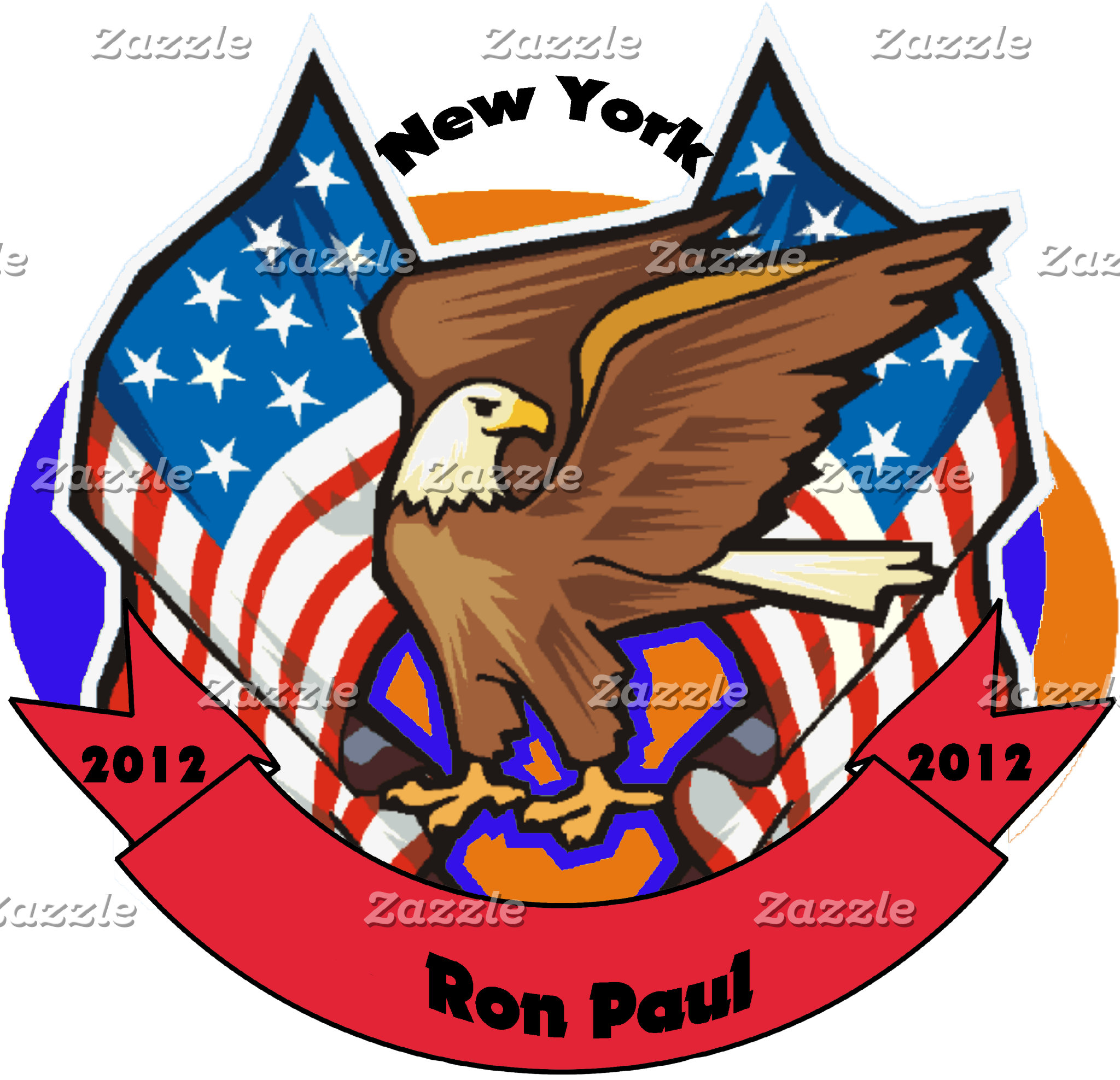 New York for Ron Paul