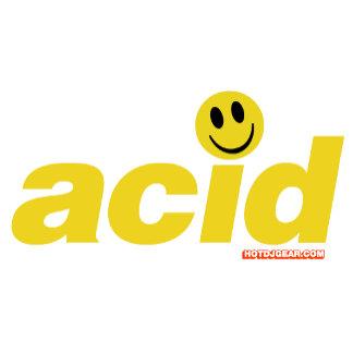 Acid Face Yellow