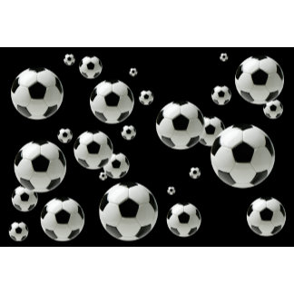 2. Soccer Mouse Pads