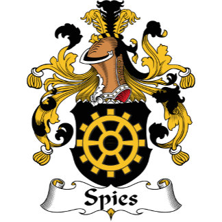Spies Family Crest