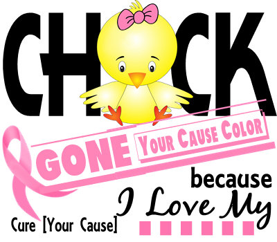 Chick Gone [Ribbon Color] For My