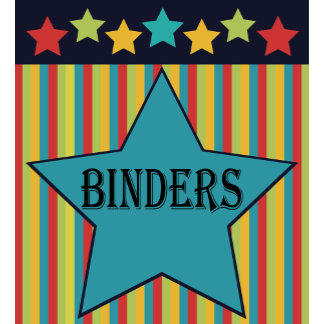 Binders/Notebooks