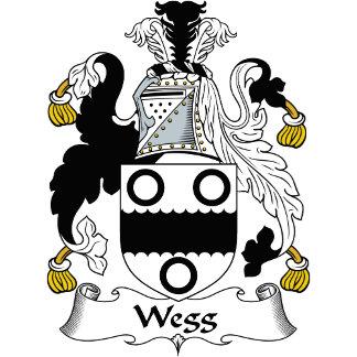 Wegg Family Crest