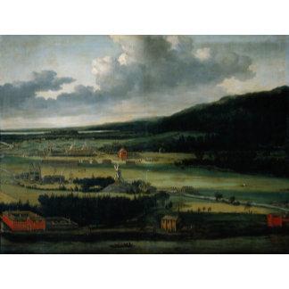 Hendrick Trip's Cannon Foundry at Julita Bruk