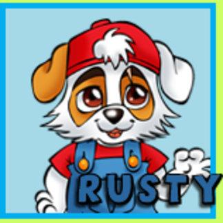 RUSTY---Dog