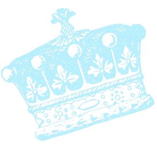 Large Blue Crown