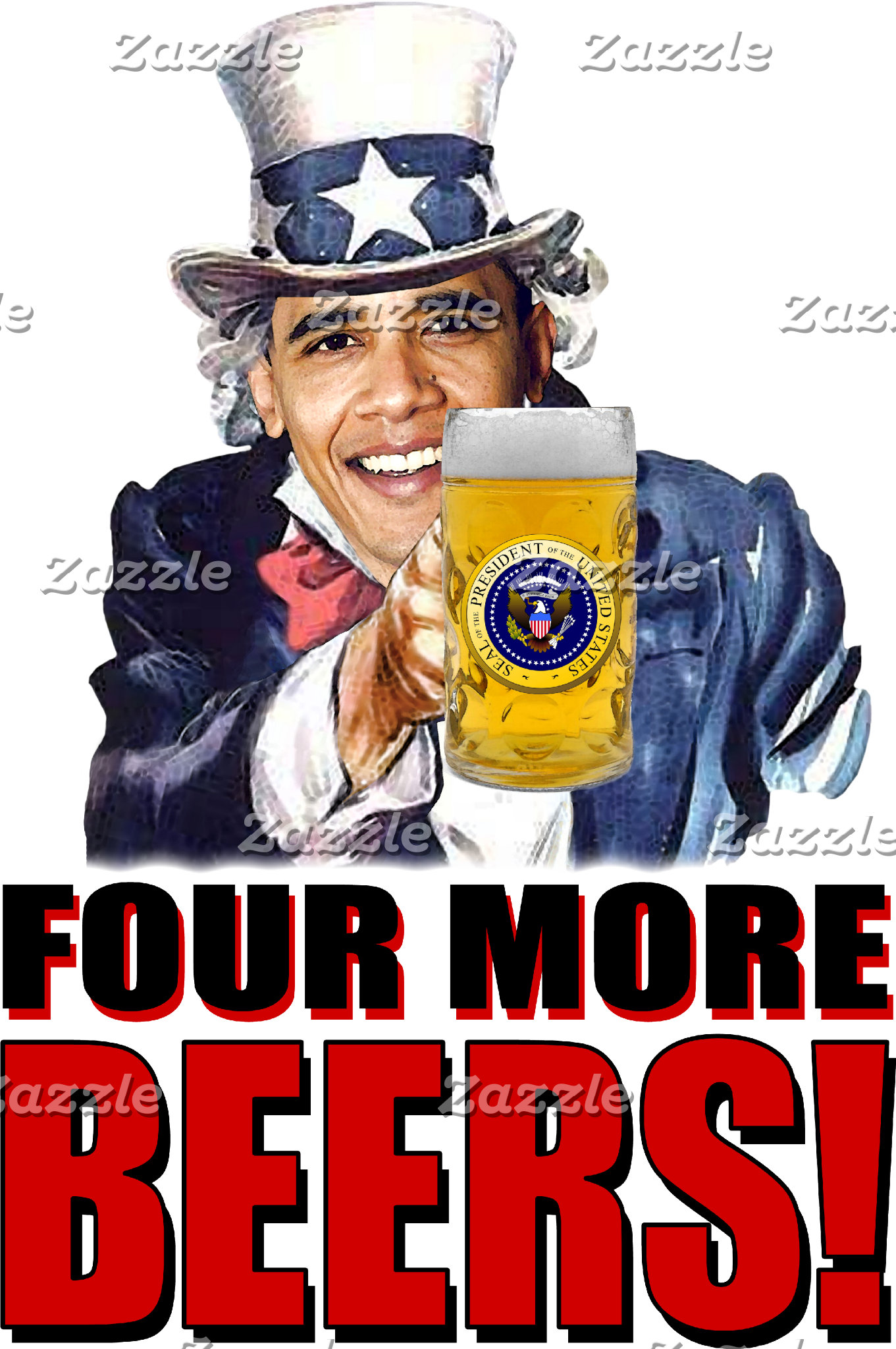 Four More Beers