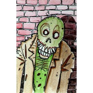 zombie wall