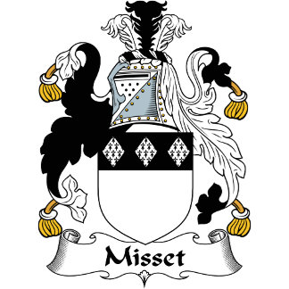 Misset Coat of Arms