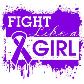 Epilepsy Splatter Fight Like a Girl