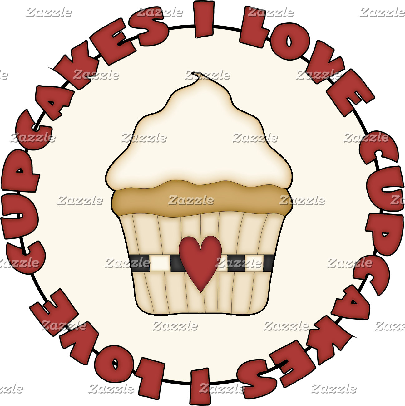Cupcakes and Love