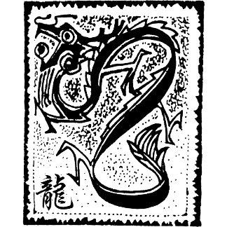 Chinese Zodiac - Chinese Zodiac Dragon T-Shirts