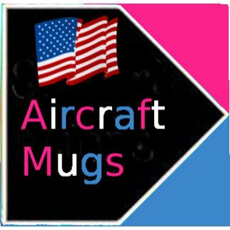 Aircraft Mugs