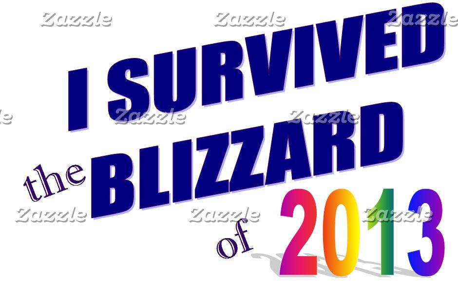 Blizzard of 2013 - Winter Storm NEMO GIFTS