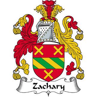 Zachary Family Crest