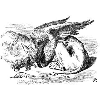 The Sleeping Gryphon