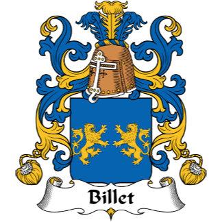 Billet Family Crest
