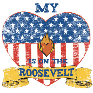 My Heart is on the Roosevelt