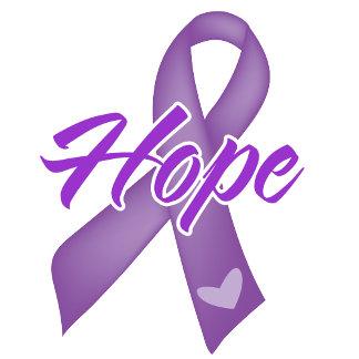 Hope Ribbon - Leiomyosarcoma