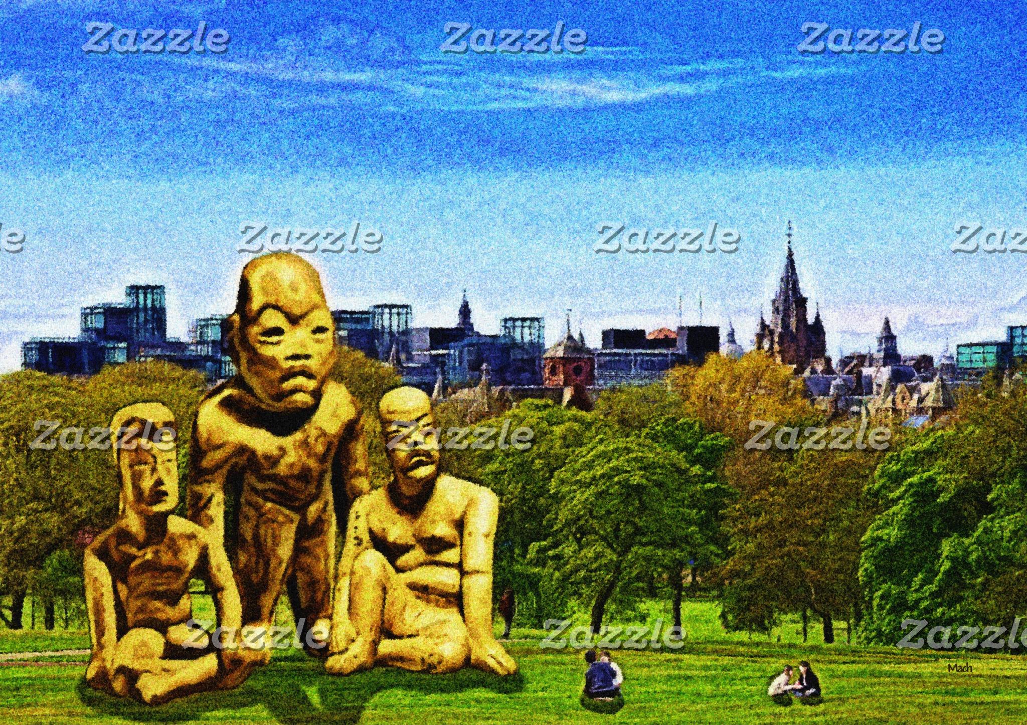 Olmec in Edinburgh