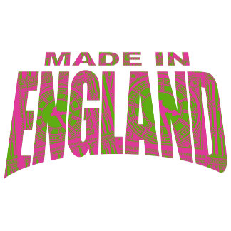 ➢ Made in England