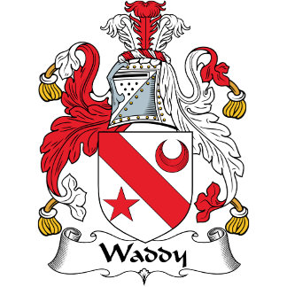 Waddy Coat of Arms
