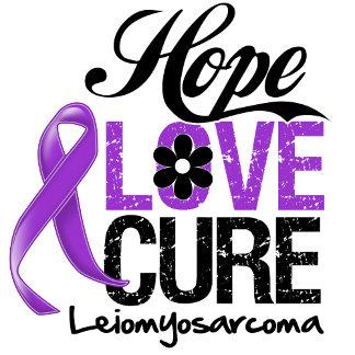 Leiomyosarcoma Cancer Hope Love Cure