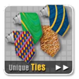 ► Unique Ties
